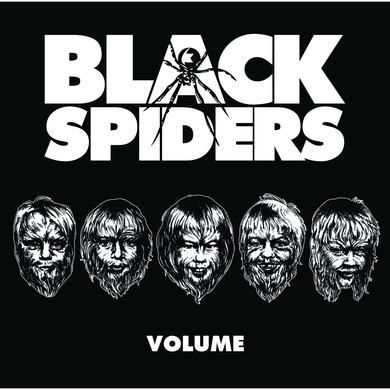 Black Spiders 'Volume' Vinyl Record