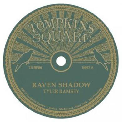 Tyler Ramsey - Band Of Horses 'Raven Shadow-Black Pines -78rpm' Vinyl Record