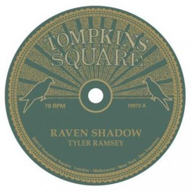 Tyler Ramsey - Band Of Horses 'Raven Shadow-Black Pines -78rpm' Vinyl Record
