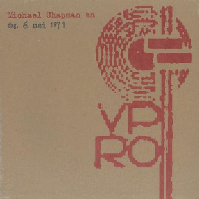 Michael Chapman 'LIVE VPRO 1971' Vinyl Record