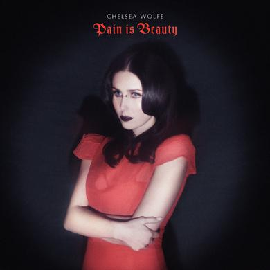 Chelsea Wolfe 'Pain Is Beauty' Vinyl Record