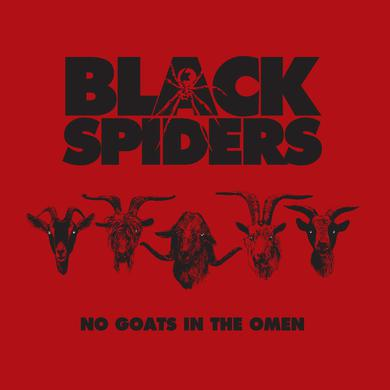 Black Spiders 'No Goats In The Omen'