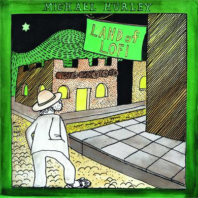 Michael Hurley 'Land Of Lofi' Vinyl Record