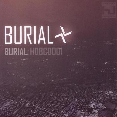 Burial 'Burial' Vinyl Record