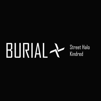 Burial 'Street Halo / Kindred - Japaneese Import'