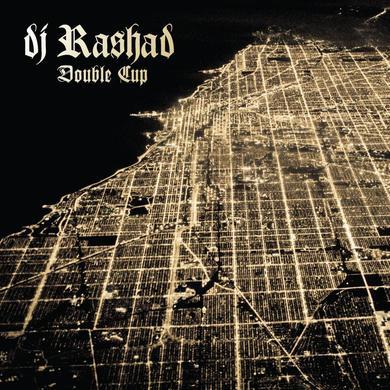 DJ Rashad 'Double Cup' Vinyl Record