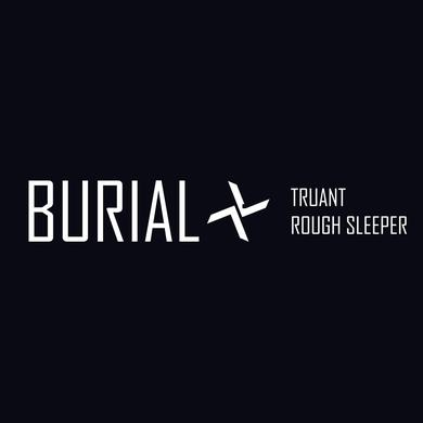 Burial 'Truant / Rough Sleeper' Vinyl Record