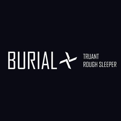 Burial 'Truant / Rough Sleeper' Vinyl Record