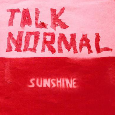 Talk Normal 'Sunshine' Vinyl Record
