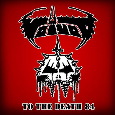 Voivod 'To The Death' Vinyl Record