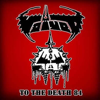Voivod 'To The Death' Vinyl Record