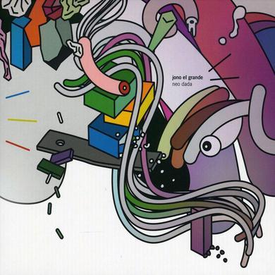 Jono El Grande 'Neo Dada' Vinyl Record