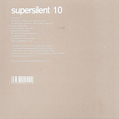 Supersilent '10' Vinyl Record
