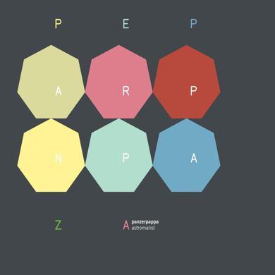 Panzerpappa 'Astromalist' Vinyl Record