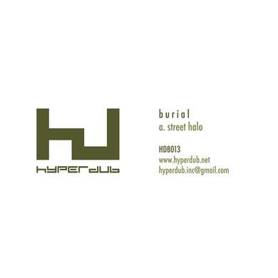 Burial 'Street Halo' Vinyl Record
