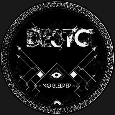 Desto 'No Sleep EP' Vinyl Record