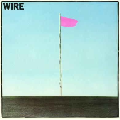 Wire 'Pink Flag' PRE-ORDER Vinyl Record