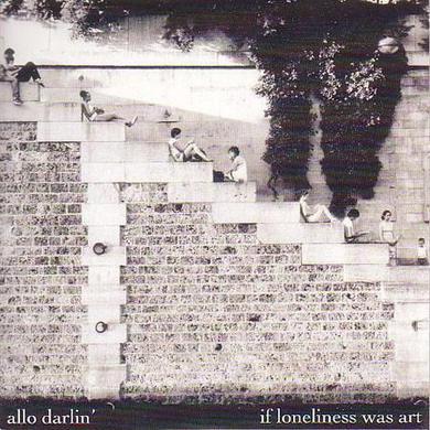 Allo Darlin 'If Lonliness Was Art' Vinyl Record