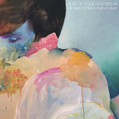 The Pains Of Being Pure At Heart 'Heart In Your Heartbreak' Vinyl Record