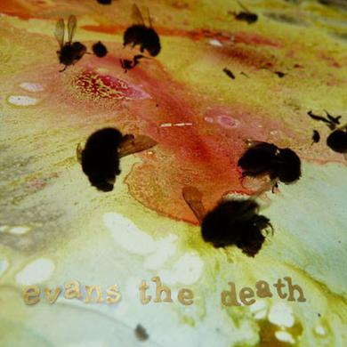 Evans The Death 'Threads / I'm So Unclean' Vinyl Record