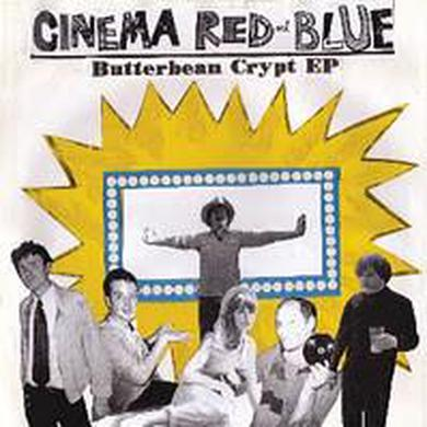 Cinema Red And Blue 'Butterbean Crypt' Vinyl Record