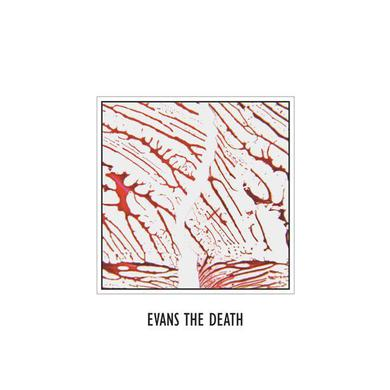 Evans The Death 'S-T' Vinyl Record