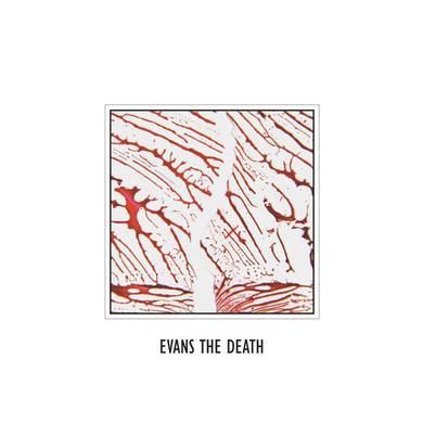 Evans The Death 'S-T' Vinyl Record