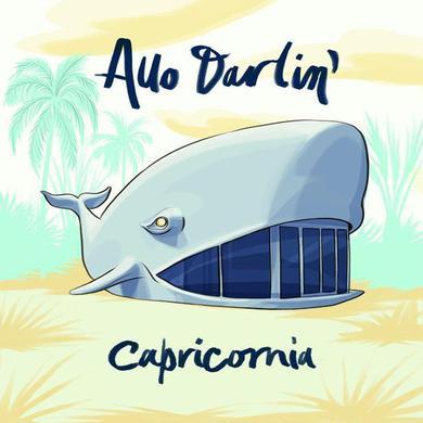 """Allo Darlin 'Capricornia' Vinyl 7"""" Vinyl Record"""