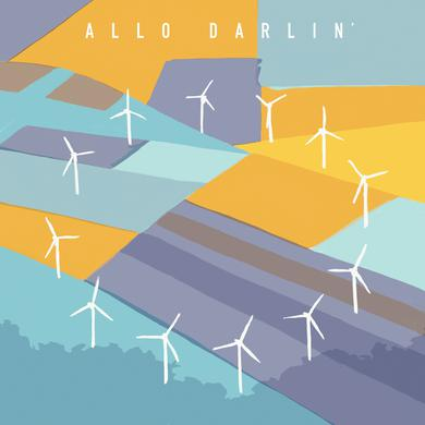 Allo Darlin 'Europe' Vinyl Record
