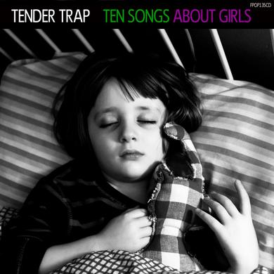 Tender Trap 'Ten Songs About Girls' Vinyl Record