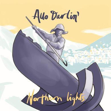 Allo Darlin 'Northern Lights' Vinyl Record