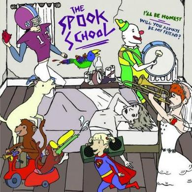 The Spook School 'I'll Be Honest' Vinyl Record