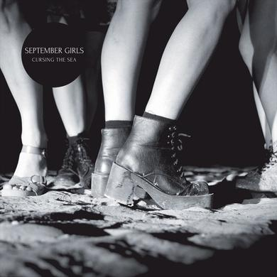September Girls 'Cursing The Sea' Vinyl Record