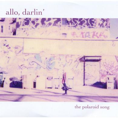 Allo Darlin 'Polaroid Song / Will You Please' Vinyl Record