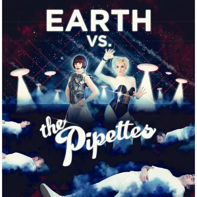 The Pipettes 'Earth Vs The Pipettes' Vinyl Record