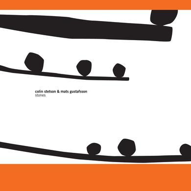 Colin Stetson & Mats Gustafsson 'Stones' Vinyl Record