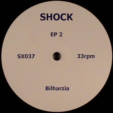Stefan Jaworzyn 'Shock EP 2' Vinyl Record