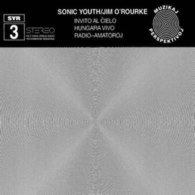 Sonic Youth / Jim O'Rourke 'Invito Al Cielo' Vinyl Record