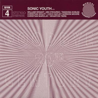 Sonic Youth 'Goodbye 20th Century' Vinyl Record