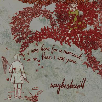 Maybeshewill 'I Was Here For A Moment, Then I Was Gone' Vinyl Record