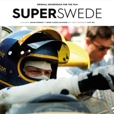 Matti Bye 'Superswede' Vinyl Record