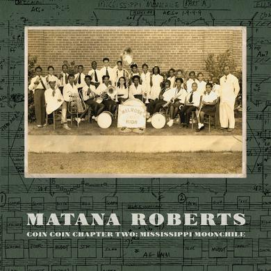 Matana Roberts 'Coin Coin Chapter Two: Mississippi Moonchile' Vinyl Record