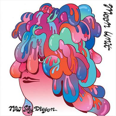 Moon Unit 'New Sky Dragon' Vinyl Record
