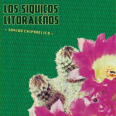 Los Siquicos Litoralenos 'Sonido Chipadelico' Vinyl Record