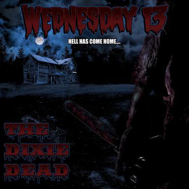 Wednesday 13 'The Dixie Dead' Vinyl Record