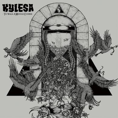 Kylesa 'To Walk A Middle Course' Vinyl Record