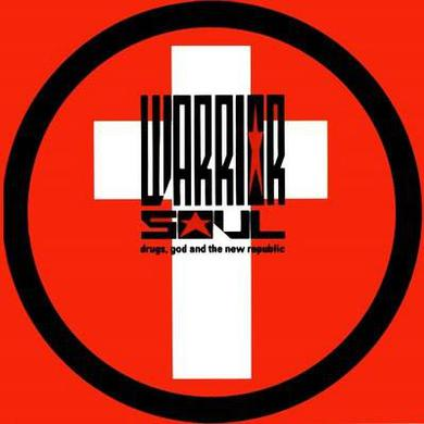 Warrior Soul 'Drugs, God And The New Republic' Vinyl Record