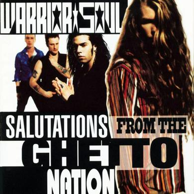 Warrior Soul 'Salutation From The Ghetto Nation' Vinyl Record