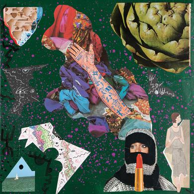Smegma / Blood Stereo 'Guff Vout Mulch' Vinyl Record
