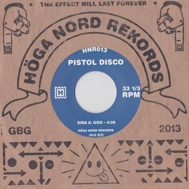 Pistol Disco 'Goo/Pool' Vinyl Record
